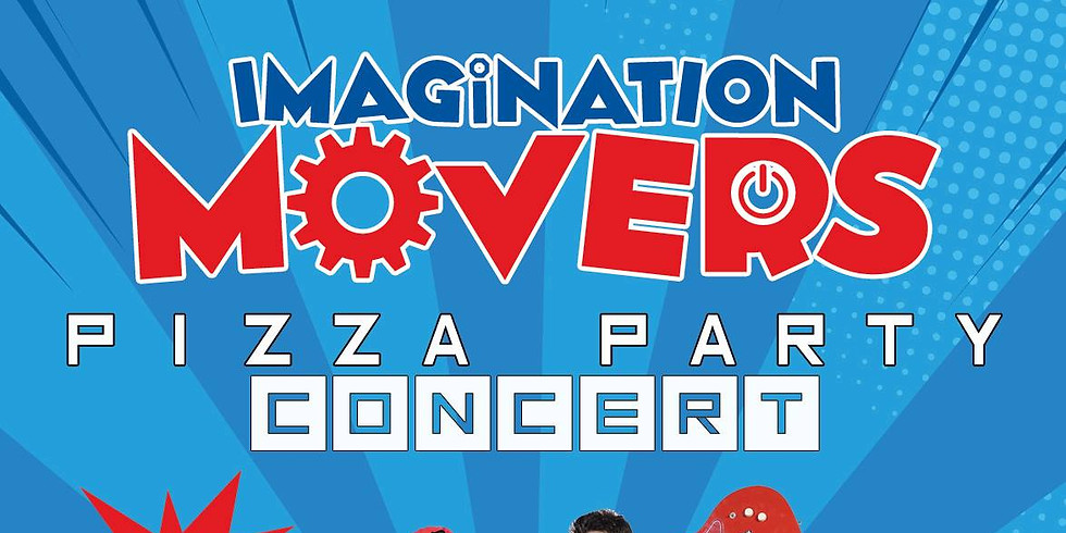 Imagination Movers   10-7-18