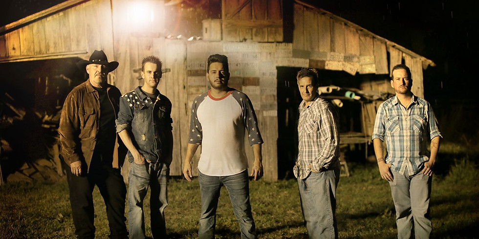 Dustin Sonnier & The Wanted plus Group Therapy | 1-3-20