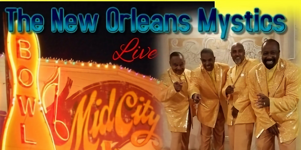 The New Orleans Mystics & Mike Soulman Baptiste |  12-8-18