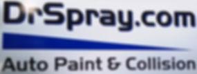 Dr Spray Logo
