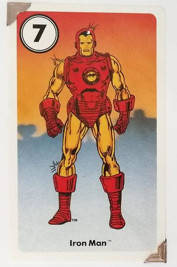 Iron Man Greetings Card