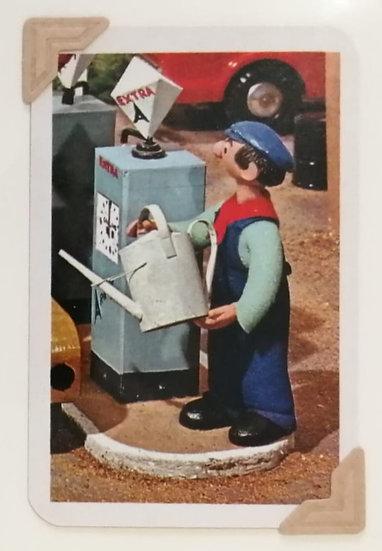 Mr. Crockett Greetings Card Camberwick Green