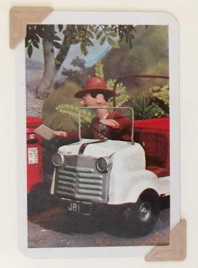 Farmer Jonathan Bell Greetings card Camberwick Green