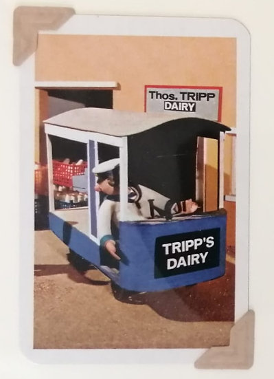 Mr. Thomas Tripp Greetings Card Camberwick Green