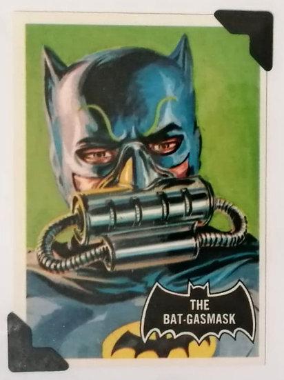 Batman Gasmask Greetings Card