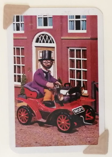 Dr. Mopp Greetings Card Camberwick Green
