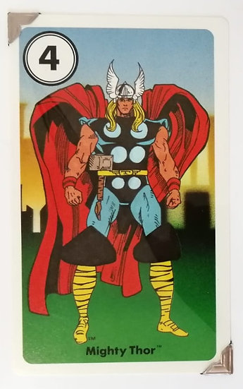 Mighty Thor Greetings Card