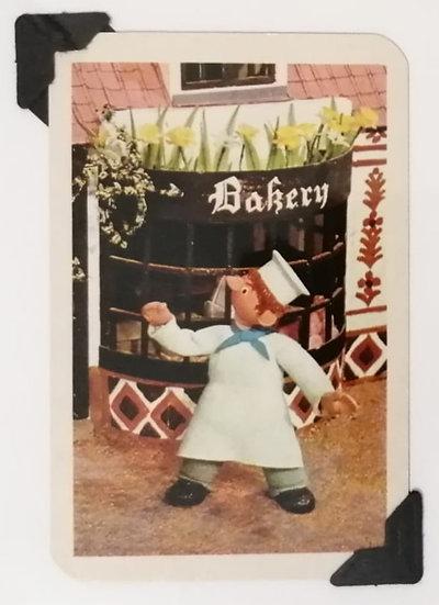 Mr. Mickey Murphy Greetings Card Camberwick Green