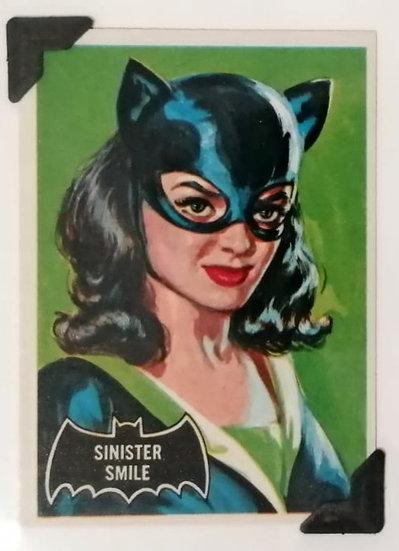 Catgirl Batman Greetings Card