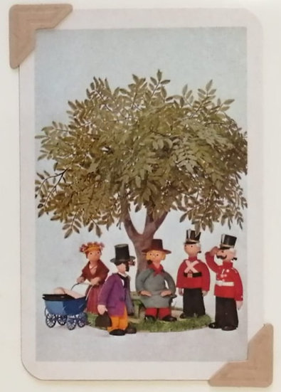 Camberwick Green Villagers Greetings Card