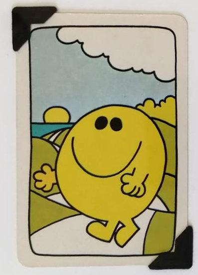Mr. Happy Greetings Card