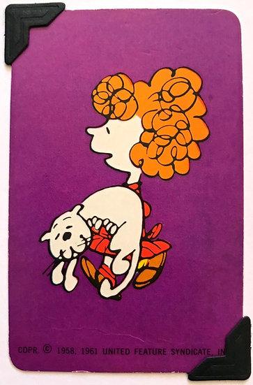 Frieda & Faron Peanuts Greetings Card