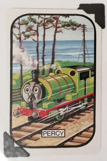 Percy Greetings Card Thomas the Tank Engine