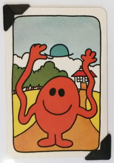 Mr. Tickle Greetings Card