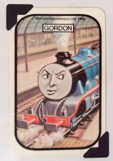 Gordon Greetings Card Thomas the Tank Engine