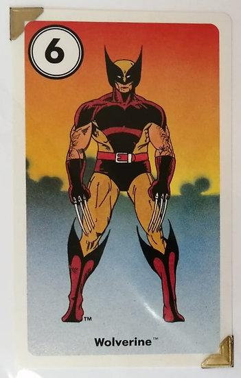 Wolverine Greetings Card