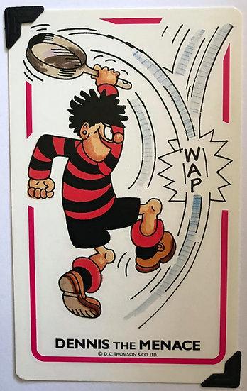 Dennis The Menace Greetings Card