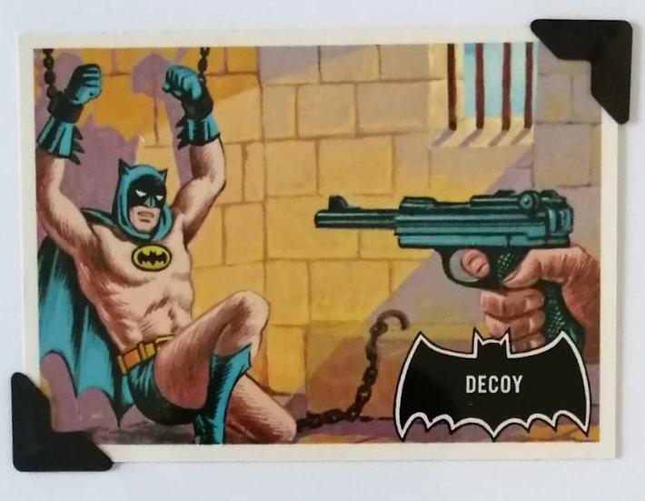 Decoy Batman Greetings Card