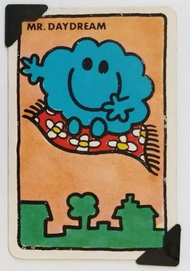 Mr. Daydream Greetings Card