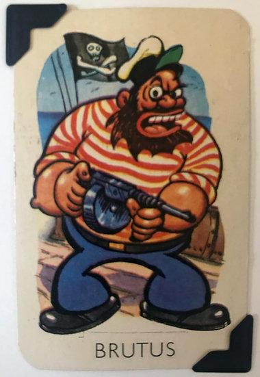 Brutus Greetings card Popeye