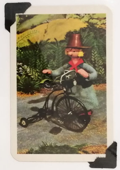 Windy Miller Greetings Card Camberwick Green