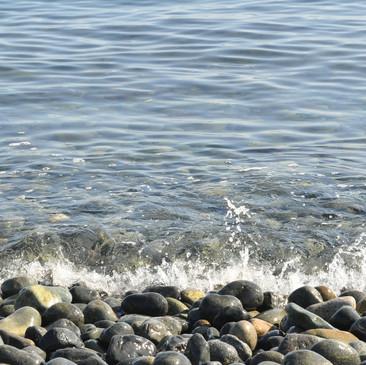 학동흑진주몽돌해변