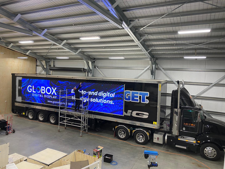 Globox Truck