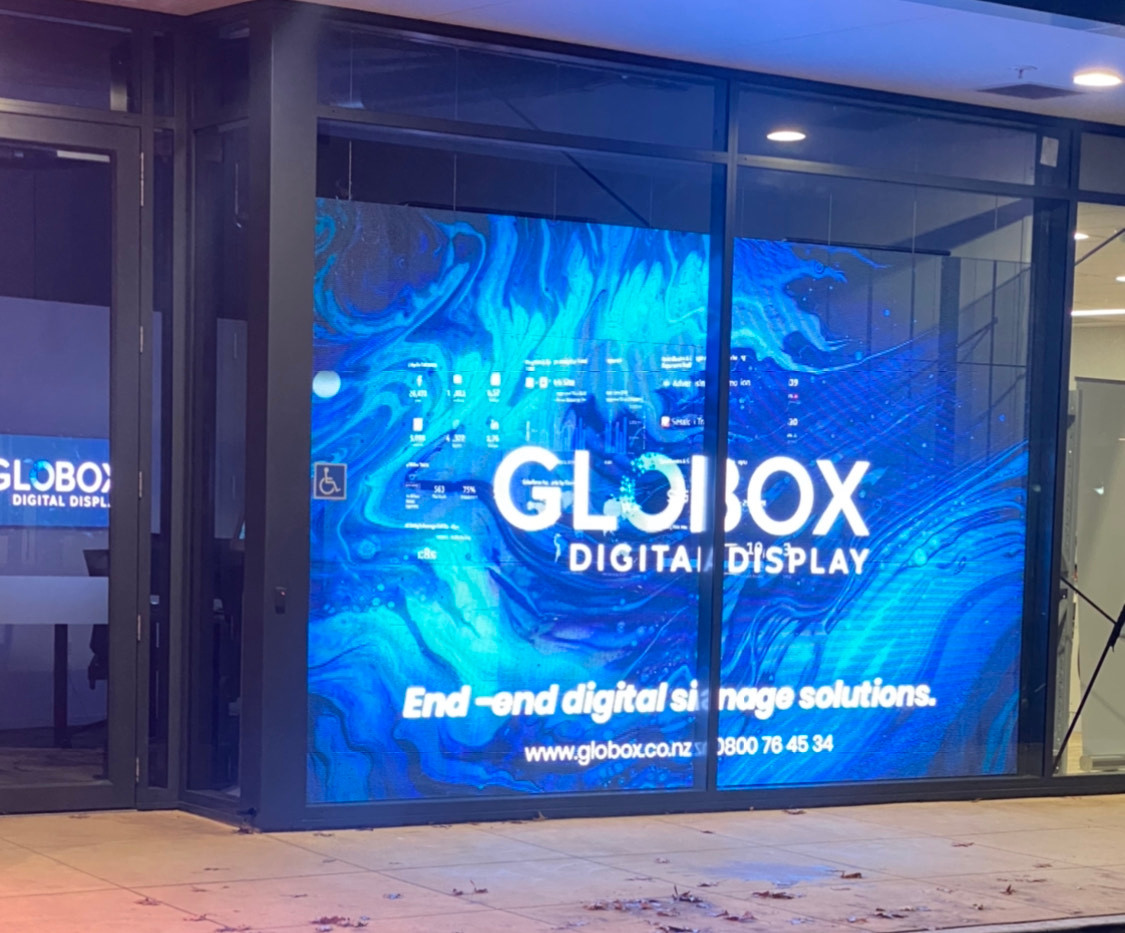 Globox Office Transparent 1