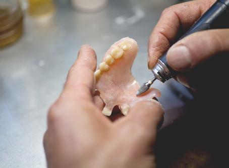 Denture Repairs - Trust The Experts