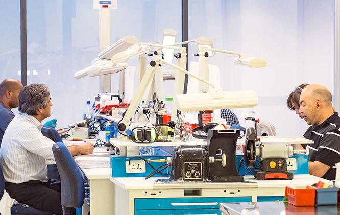 Dental Laboratory Technicians