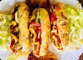 Mini Sub Sandwiches