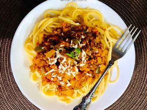 Spaghetti Bolognese~