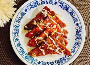 Double ka meetha aka Indian Bread Pudding!