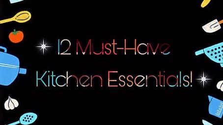 Must-Have Kitchen Essentials!