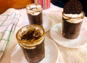 The Best Chocolate Pudding Ever!