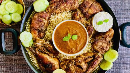 Arabian Chicken Mandi