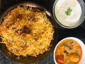 The most delicious Chicken Biryani recipe~