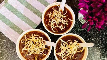 Manchow Soup!