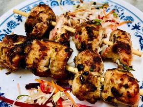 Melt In The Mouth Murgh Malai Kebab!