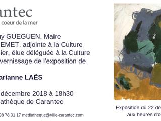 Exposition - Médiathèque de Carantec