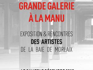 Grande Galerie à la Manu !