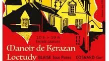 Loctudy - 8ème salon de Gravure aux journées du patrimoine des 17, 18 et 19 septembre 2021
