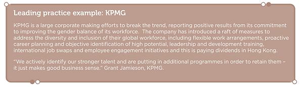 Leading practice KPMG