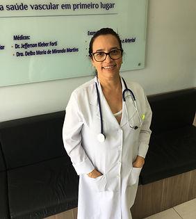 Dr. Delba Martins, Cardiologia