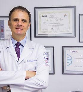 Dr. Jefferson Kleber Forti, Cirurgia Vascular, Angiologia