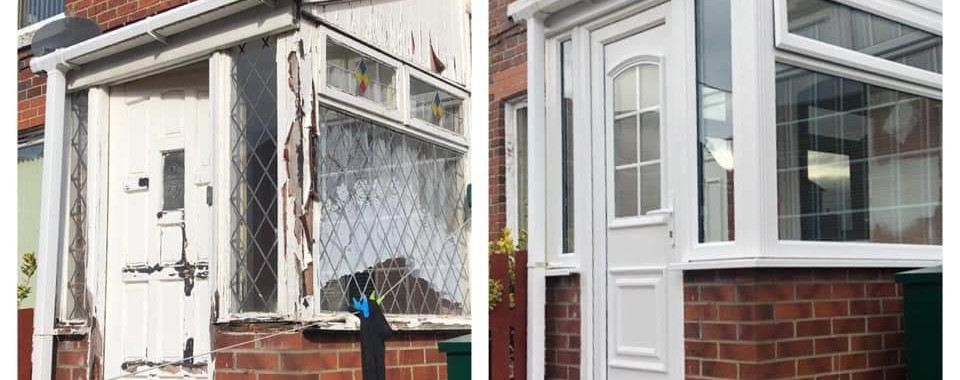 What a transformation for £1800!