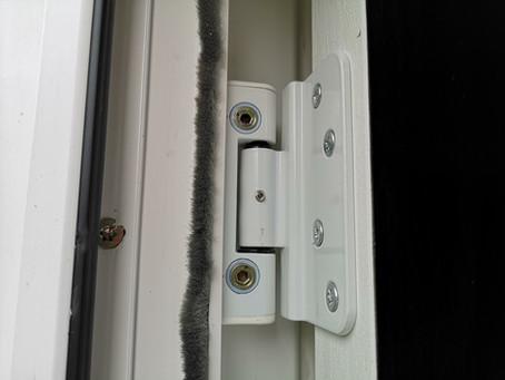 What is a Composite Door?   How to adjust Composite Door hinges?