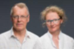 Mats Willers och Maria Willers