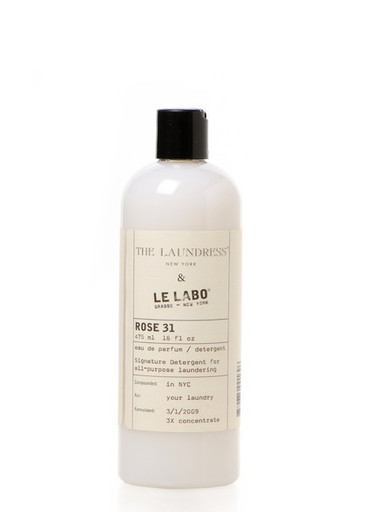 The Laundress Le Labo Rose 31 Detergent
