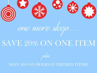 Check Off Your Christmas List!